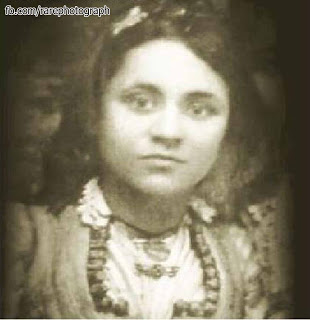 Mother Teresa (Agnes Gonxha Bojaxhiu) childhood picture (1)