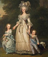 200px-Marie_Antoinette-children-1785-6-Wertmuller