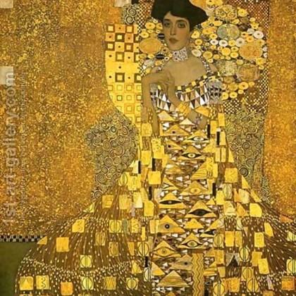אשת הזהב