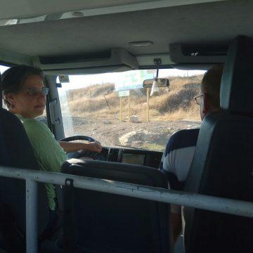 לנהוג בעמק יזרעאל