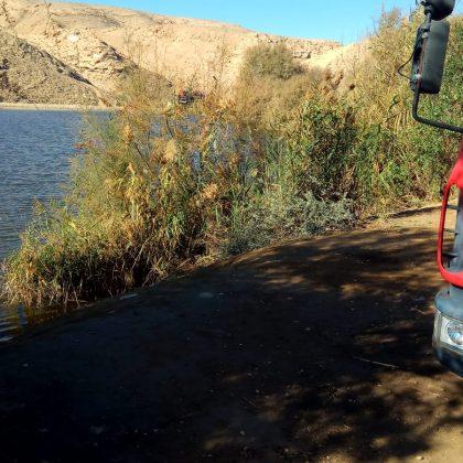 אגם ירוחם בפעם השנייה
