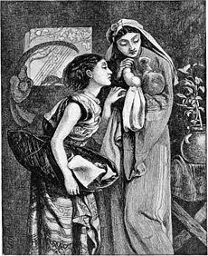 מרים ויוכבד עם משה