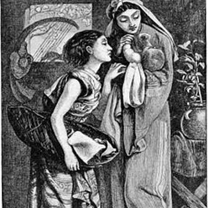 מרים ומשה – דמיון וחשיבה הגיונית